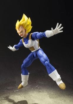 Super Saiyan Vegeta Actionfigur Shfiguarts Dragon Ball Z 14 Cm