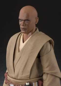 Mace Windu Actionfigur 112 Sh Figuarts Star Wars Episode Ii