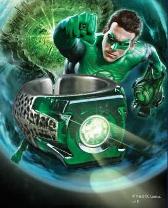 2f4108ee988 Green Lantern Ring