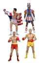 Rocky IV Action Figures