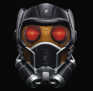 Star-Lord Helm Marvel Legends