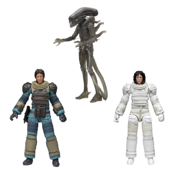 Alien Action Figures 40th Anniversary Series 4, 18 cm