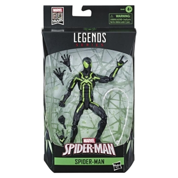 Big Time Spider-Man Actionfigur Marvel Legends 80th Anniversary Exclusive, 15 cm