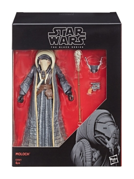 Moloch Action Figure Black Series Exclusive, Solo: A Star Wars Story, 15 cm