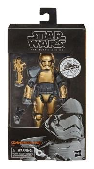 Commander Pyre Action Figure Black Series Exclusive, Star Wars Galaxy's Edge, 15 cm