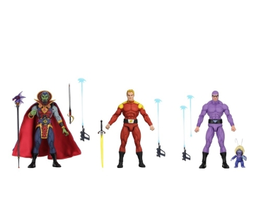Defenders of the Earth Action Figures Series 1, 18 cm