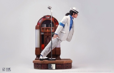 Michael Jackson (Smooth Criminal) Statue 1/3 Deluxe Edition, 60 cm