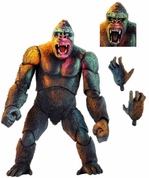 Ultimate King Kong (Illustrated Ver.) Action Figure, 20 cm