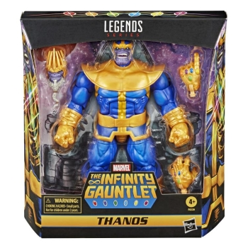 Thanos Action Figure Marvel Legends Deluxe, 18 cm