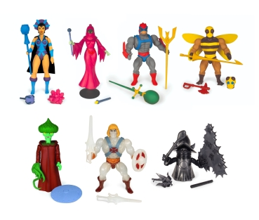 Masters of the Universe Actionfiguren Vintage Collection Wave 4, 14 cm
