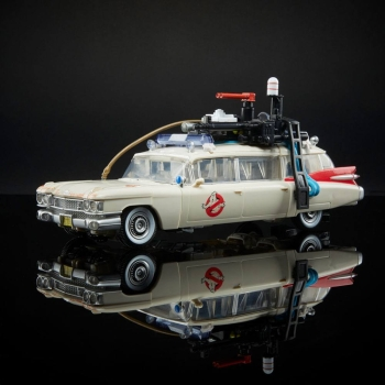 Ectotron Ecto 1 Vehicle Exclusive, Transformers Generations x Ghostbusters: Afterlife, 18 cm