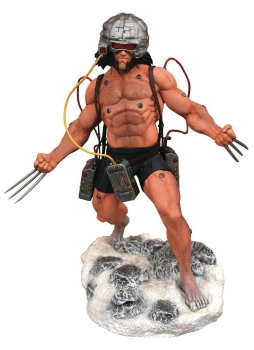 Weapon X Statue Marvel Gallery, 23 cm