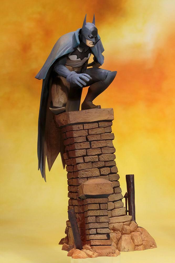 Batman Gotham By Gaslight Statue 1 10 Artfx Dc Comics 32 Cm Blacksbricks
