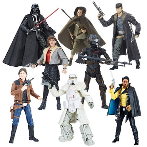 SELECT CHARACTER Solo A Star Wars Story Black Series 6-inch Wave 18 *MINT*