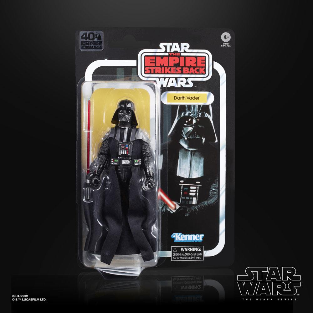 Action Figures Black Series 40th Anniversary Wave 3 Star Wars Episode V 15 Cm Blacksbricks