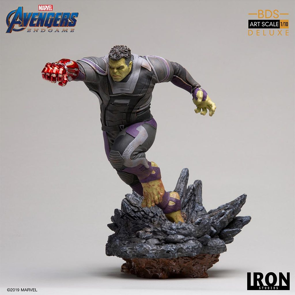 Marvel Comics Figurine Collection Hulk 3 7//8in Comansi
