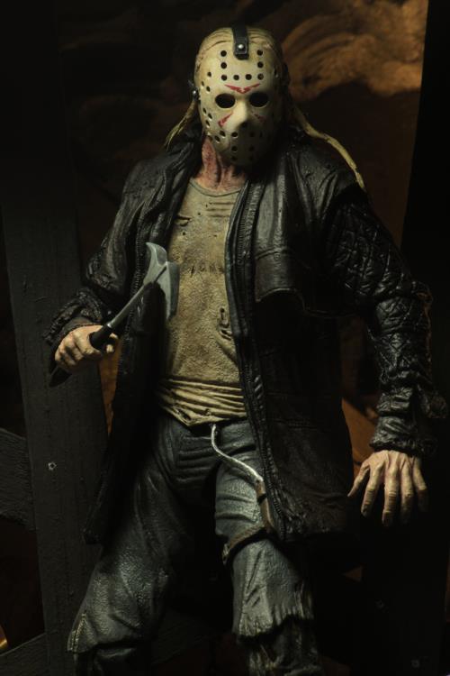 Ultimate Jason Actionfigur Freitag Der 13 2009 18 Cm Sci Fi Corner