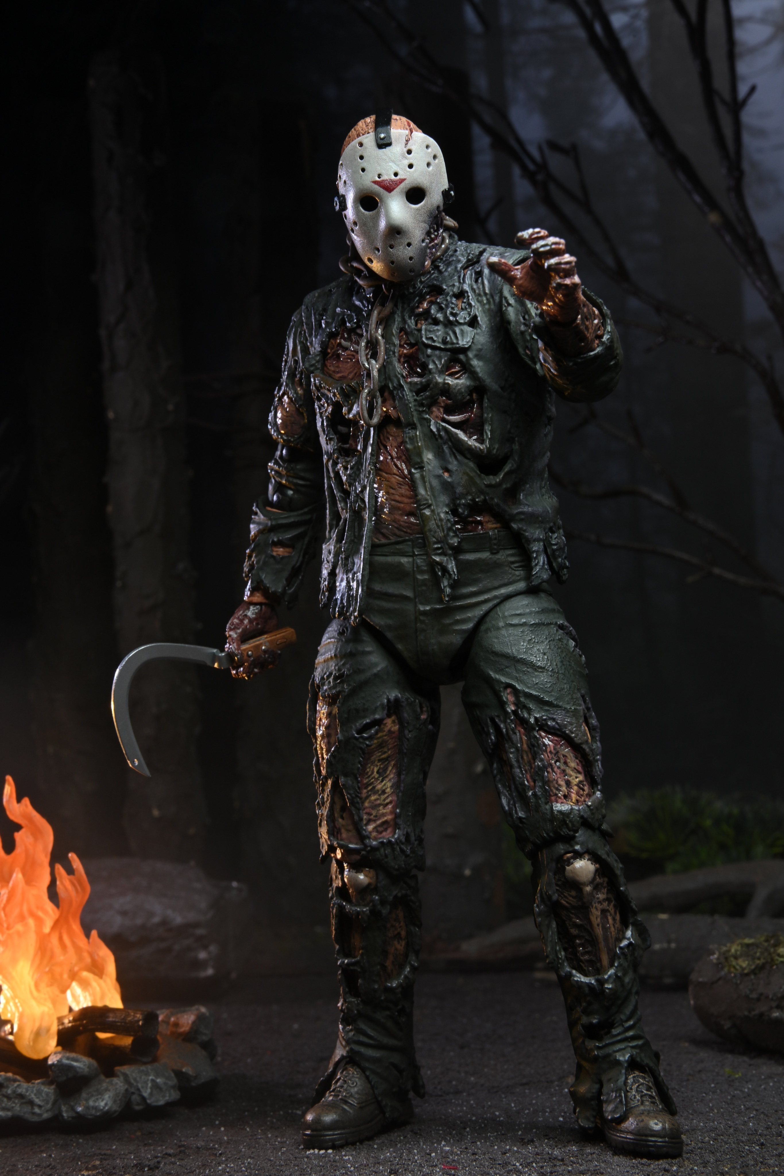 Ultimate Jason Action Figure, Friday the 20th Part VII The New ...
