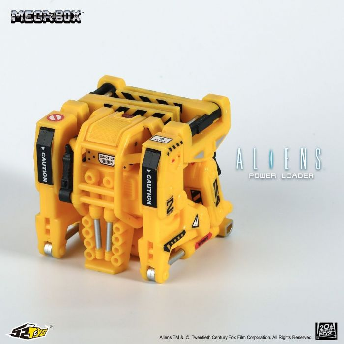 52TOYS ALIENS MEGA BOX Transformable Power Loader New