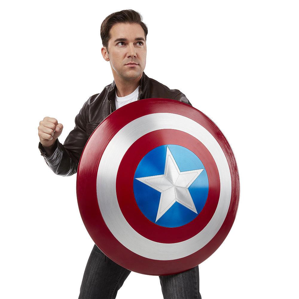 Captain America's Shield 20/20 Replica, 20th Anniversary, Marvel ...