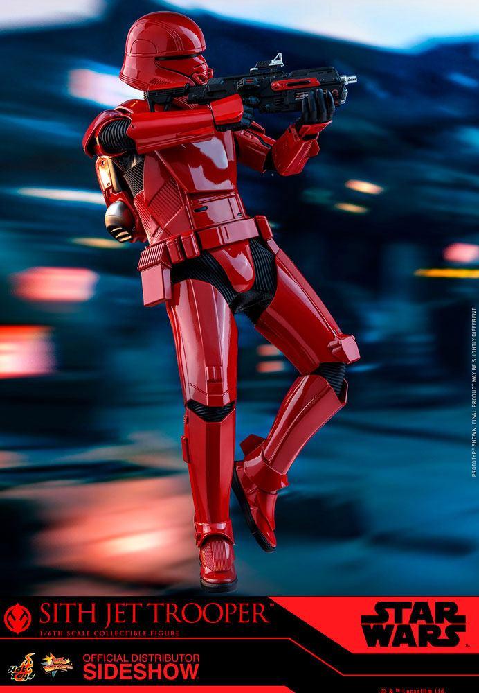 Sith Jet Trooper Action Figure 1 6 Movie Masterpiece Series Star Wars Episode Ix 31 Cm Blacksbricks