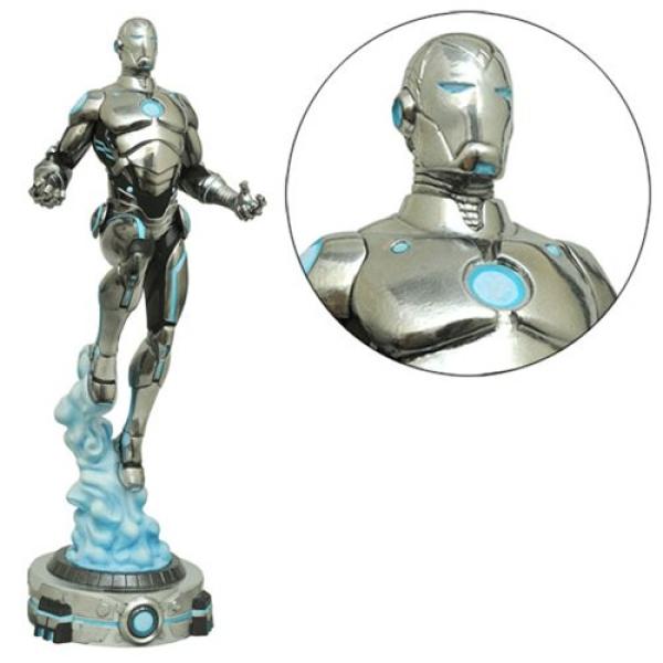 MARVEL Marvel Gallery Superior Iron Man Pvc Figure SDCC 2017 Exclusive Diamond